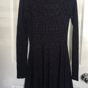 RACHEL Rachel Roy Dresses - Rachel Roy Dress eggplant purple/ black size small
